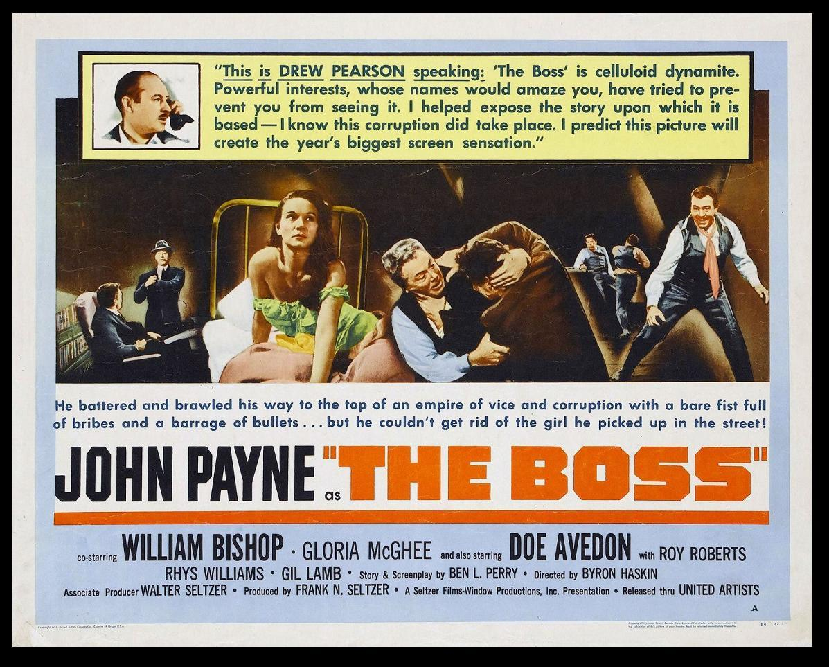 63061821 Byron Haskin   The Boss (1956)