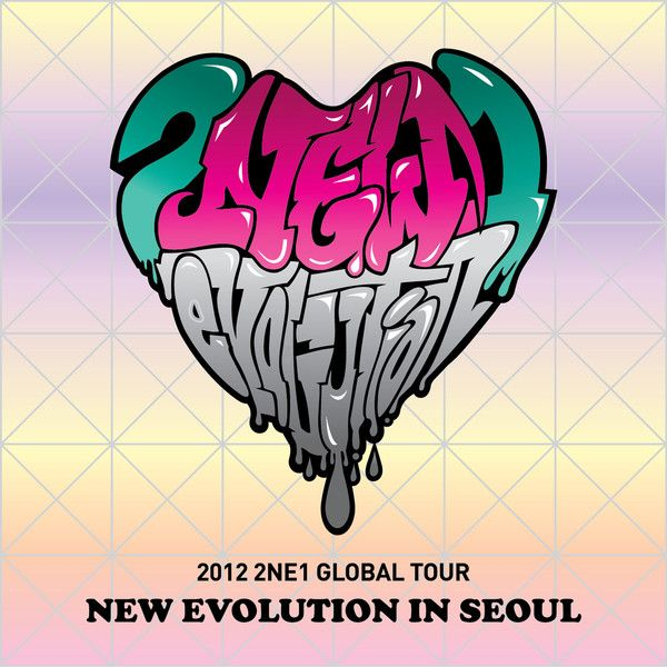 [Album] 2NE1   2012 GLOBAL TOUR LIVE NEW EVOLUTION IN SEOUL