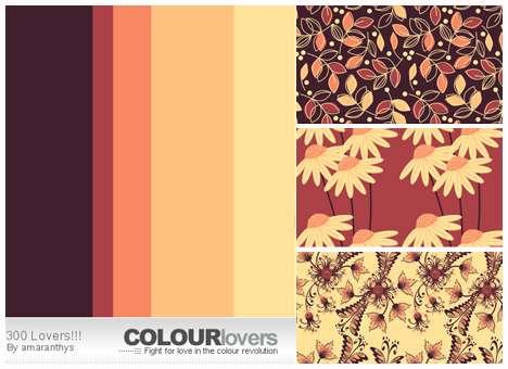 Vintage Color: 300 Lovers