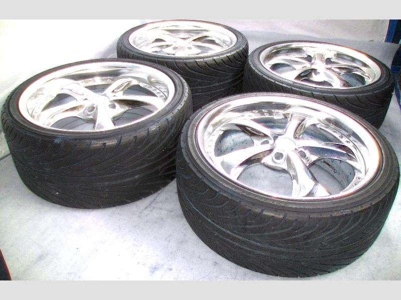 WORK VS-KF wheels alloy rims 19 8.5J 9.5J 5x120 BMW Z4 M3 M5 X5