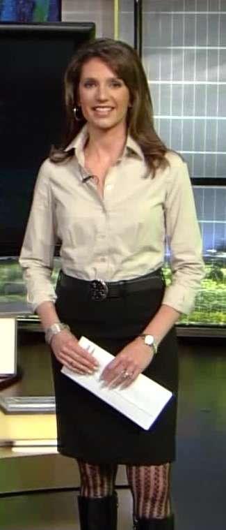 Maria LaRosa legs pic