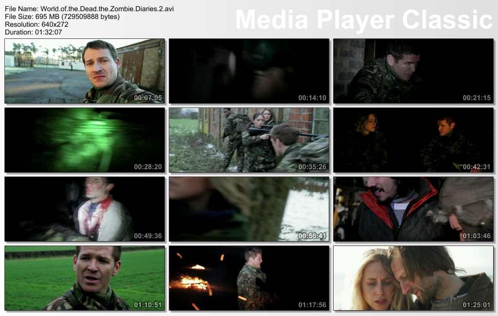 Ölülerin Dünyası: Zombi Günlükleri 2 - 2011 BRRip XviD - Türkçe Dublaj Tek Link indir