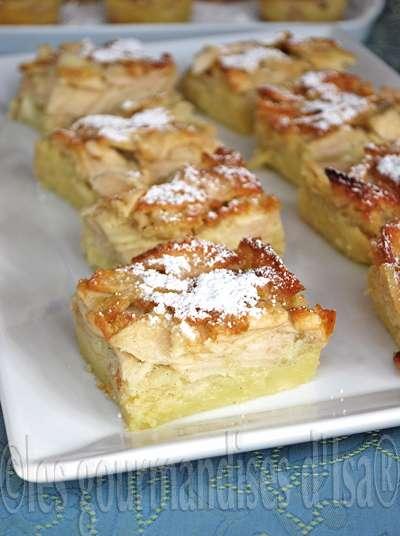 Cake Aux Pommes Caram Ef Bf Bdlis Ef Bf Bd Marmitonmomoi Ef Bf Bddacaramel Craze
