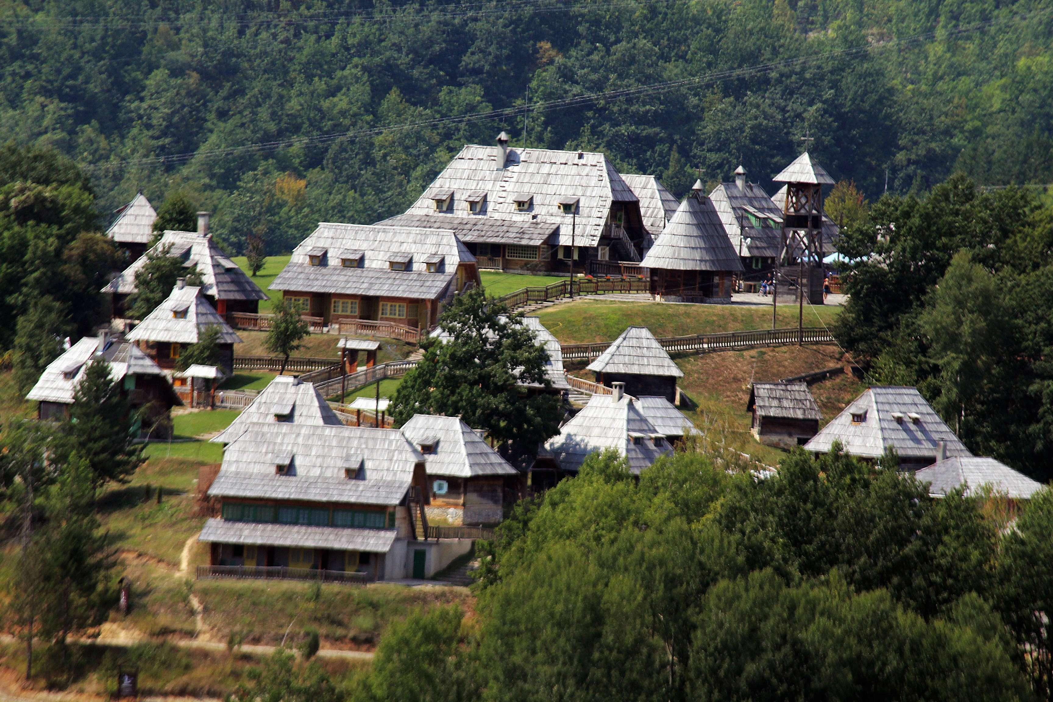 mokra gora serbien