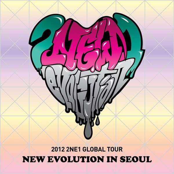 [Album] 2NE1 - 2012 GLOBAL TOUR LIVE NEW EVOLUTION IN SEOUL